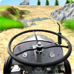 Tractor Trolley Simulator Offroad Tractor Racing 1.0 (MOD, Unlimited Money)