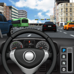 Traffic and Driving Simulator 1.0.9  (MOD, Unlimited Money)