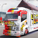 Truck Simulator Indonesia : Livery Bussid  (MOD, Unlimited Money) 4.0