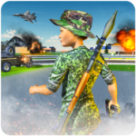 US Army Base Defense – Military Attack Game 2020  (MOD, Unlimited Money) 1.0.4
