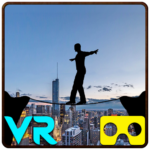 VR City View Rope Crossing – VR Box App 1.8 (MOD, Unlimited Money)