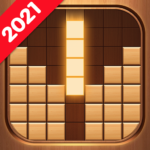 Wood Block Puzzle – Free Classic Brain Puzzle Game  (MOD, Unlimited Money) 1.5.6