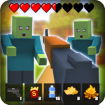 Zombie Craft Survival 3D: Free Shooting Game  (MOD, Unlimited Money) 40