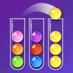 Ball Sort Puzzle – Color Sorting Balls Puzzle  1.1.2  (MOD, Unlimited Money)