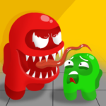 Block Clash: Impostor Gang Puzzle Game 1.0.6  (MOD, Unlimited Money)