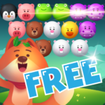 Bubble Shooter: Animal World   2021 Free game  1.4.9  (MOD, Unlimited Money)