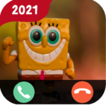 📱Call from bob   video call prank Simulation 11  (MOD, Unlimited Money)