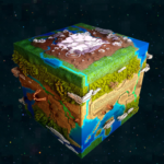 CraftBlock HD: Building 3D Crafting Game  1.13 (MOD, Unlimited Money)