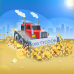 Dig Tycoon – Idle Game   1.5  (MOD, Unlimited Money)