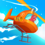 Dinosaur Helicopter – Games for kids 1.0.6 (MOD, Unlimited Money)