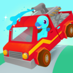 Fire Truck Rescue – Firefighter Games for Kids   1.1.1 (MOD, Unlimited Money)