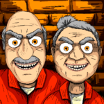 Grandpa and Granny 3: Death Hospital. Horror Game  (MOD, Unlimited Money) 1.4.08