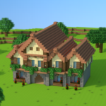 House Craft 3D – Idle Block Building Clicker  v1.4.3 (MOD, Unlimited Money)
