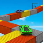 Impossible Car Stunt Game 2021 – Racing Car Games   35 (MOD, Unlimited Money)