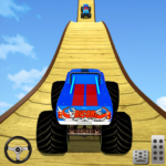 Impossible Tracks Monster Truck Stunt Racing  2.1  (MOD, Unlimited Money)