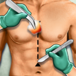 Open Heart Surgery Simulator :New Doctor Game 2021  1.1.1 (MOD, Unlimited Money)