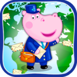 Post office game: Professions Postman  1.1.4 (MOD, Unlimited Money)