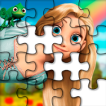 Princess Puzzles – Games for Girls  (MOD, Unlimited Money)  4.10.01