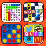 Puzzle book – Words & Number Games  2.8 (MOD, Unlimited Money)