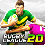 Rugby League 20   1.2.3.75  (MOD, Unlimited Money)