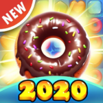 Sweet Cookie -2021 Match Puzzle Free Game 1.5.6   (MOD, Unlimited Money)