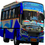Tamil Bus Mod Livery | Indonesia Bus Simulator  1.6 (MOD, Unlimited Money)