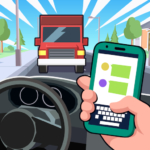 Text And Drive!  0.8  (MOD, Unlimited Money)