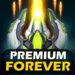 WindWings: Space shooter, Galaxy attack (Premium)  1.0.22  (MOD, Unlimited Money)