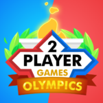 2 Player Games – Olympics Edition 0.5.8  (MOD, Unlimited Money)
