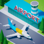 Airport 737 Idle 2.6   (MOD, Unlimited Money)