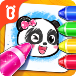 Baby Panda's Coloring Pages 8.56.00.00 (MOD, Unlimited Money)