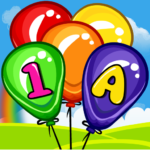 Balloon Pop Kids Learning Game Free for babies  (MOD, Unlimited Money) 9
