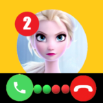Call Elssa Chat + video call (Simulation) 13.0   (MOD, Unlimited Money)