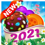 Candy Home Blast – Match 3 game 1.2.4 (MOD, Unlimited Money)