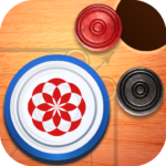 Carrom Board Game Online | Play Carrom Stars in 3D 1.1.7  (MOD, Unlimited Money)