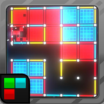 Dots and Boxes (Neon) 80s Style Cyber Game Squares 2.1.16 (MOD, Unlimited Money)