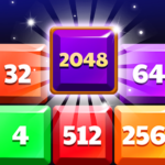 Drop Numbers 2048 1.25 (MOD, Unlimited Money)