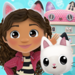 Gabbys Dollhouse: Play with Cats 1.3.2  (MOD, Unlimited Money)