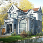 Houses Jigsaw Puzzles  2.10.7 (MOD, Unlimited Money)