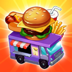 Kitchen Scramble: Cooking Game 9.7.21  (MOD, Unlimited Money)