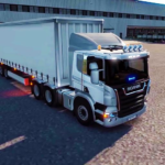 Lorry Truck Simulator:Real Mobile Truck Transport 1.2 (MOD, Unlimited Money)