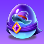 Merge Witches – merge&match to discover  calm life 1.6.0    (MOD, Unlimited Money)