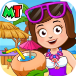 My Town : Beach Picnic Games for Kids  (MOD, Unlimited Money) 1.23