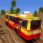Offroad Coach Simulator : Offroad Bus Games 2021 3 (MOD, Unlimited Money)