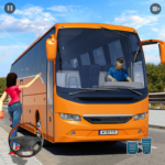Real Bus Simulator Driving Games New Free 2021  2.17 (MOD, Unlimited Money)