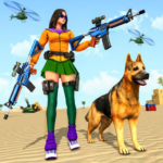 Real Commando Fps Shooting 1.11 (MOD, Unlimited Money)