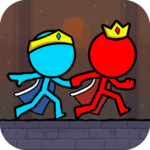 Red and Blue Stickman : Season 2 1.2.9 (MOD, Unlimited Money)