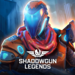 SHADOWGUN LEGENDS – FPS and PvP Multiplayer games 1.1.3 (MOD, Unlimited Money)