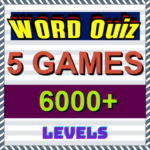 Word games collection – All in one  1.3.05 (MOD, Unlimited Money)