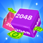 Chain Cube 3D: Drop The Number 2048  (MOD, Unlimited Money)1.0.3